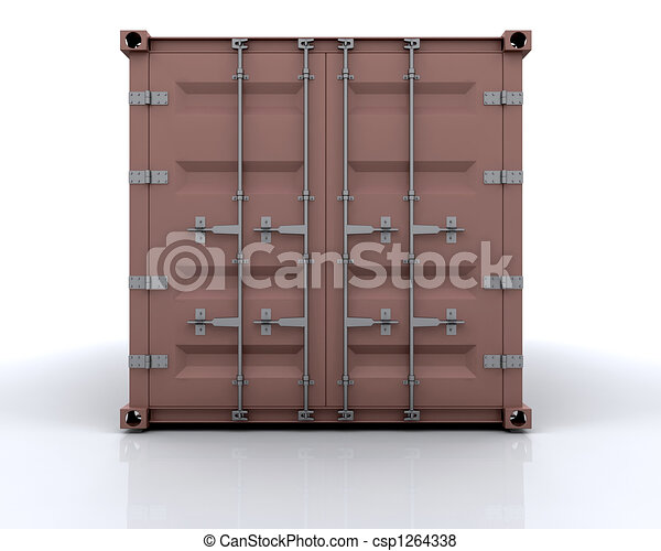 Freight container - csp1264338