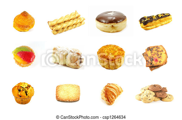 Baked Goods Series 3 - csp1264634