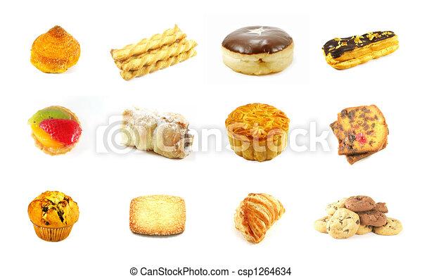 Baked Goods Series 3 - csp1264634
