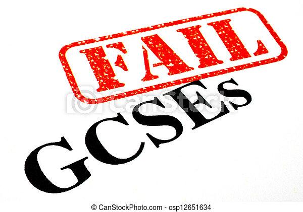 GCSE failed..?
