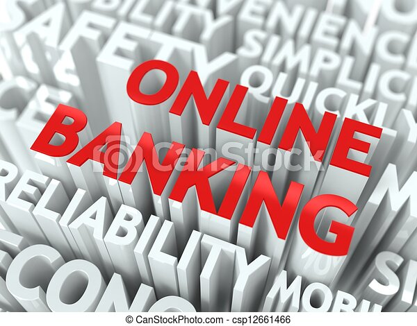Online Banking Concept. - csp12661466