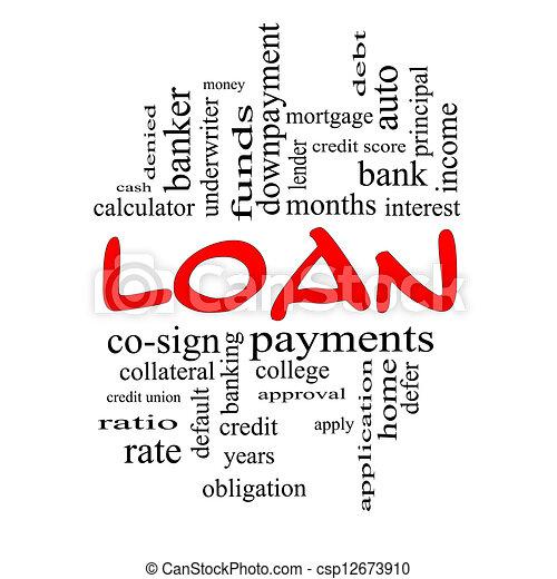Principal Loan Clip Art