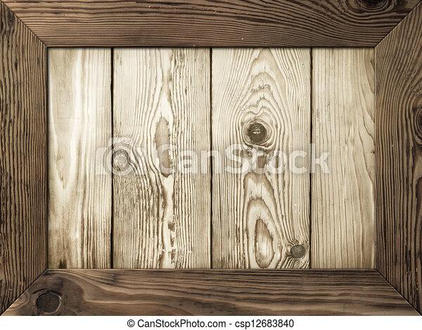 dessin de bois cadre vieux bois cadre bois planches csp12683840 recherchez des. Black Bedroom Furniture Sets. Home Design Ideas