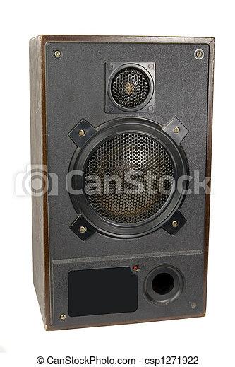 Retro speaker  - csp1271922