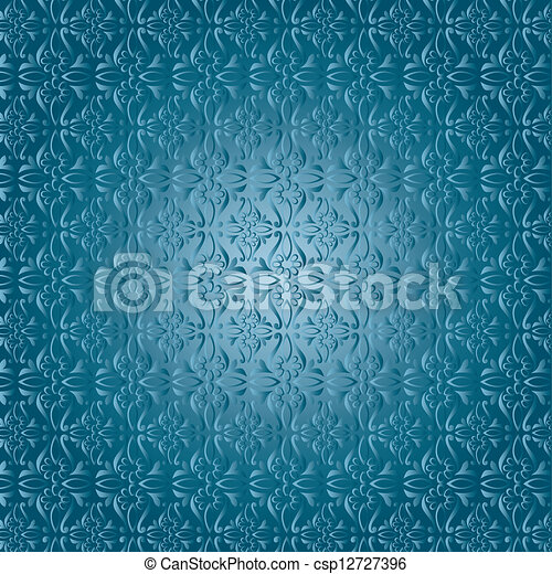 seamless pattern eastern_01 - csp12727396