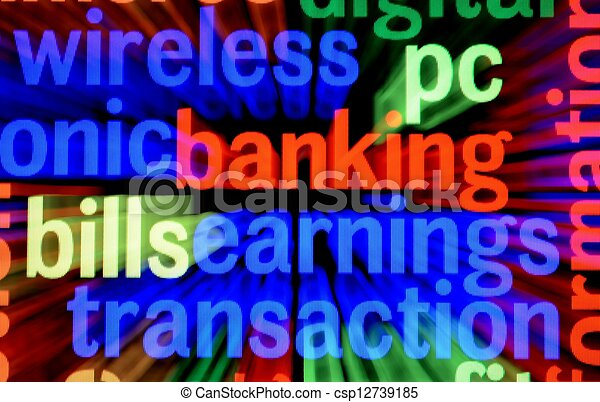 Banking earnings transaction - csp12739185
