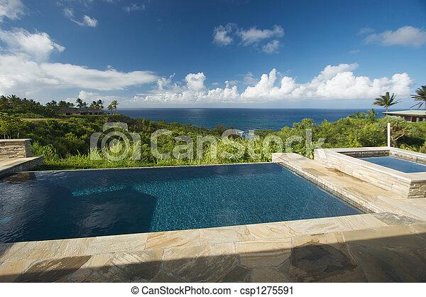 Oceanview Pool - csp1275591
