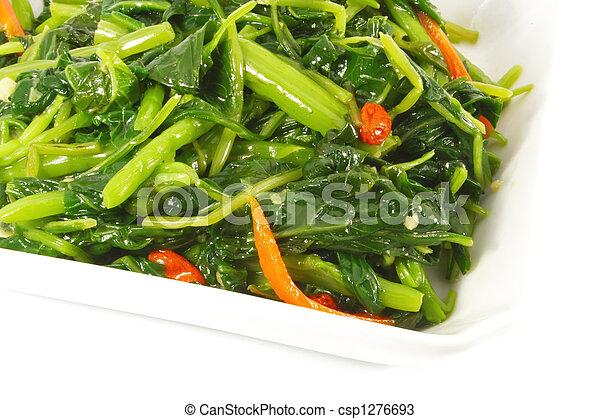 Stir Fried Vegetables - csp1276693