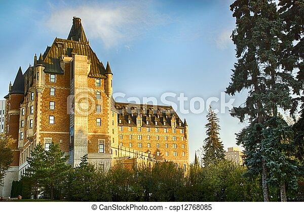 Saskatoon Landmark - csp12768085