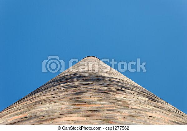 Chimney from Below  - csp1277562