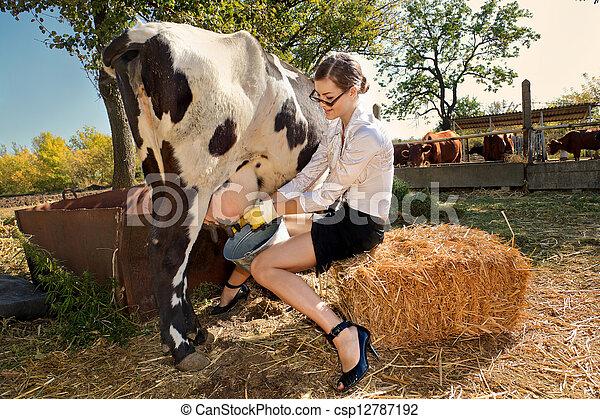 Free Clips Of Women Milking Herself 111