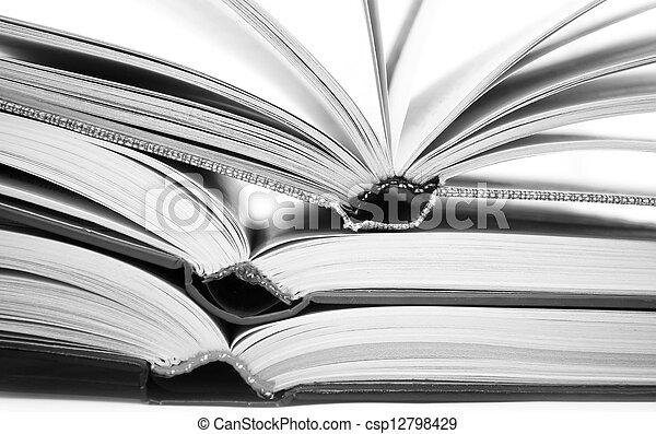 open book - csp12798429