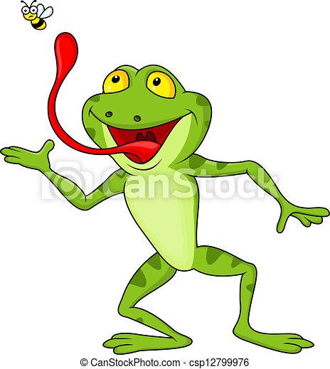Dibujos ranas graciosas  Imagui