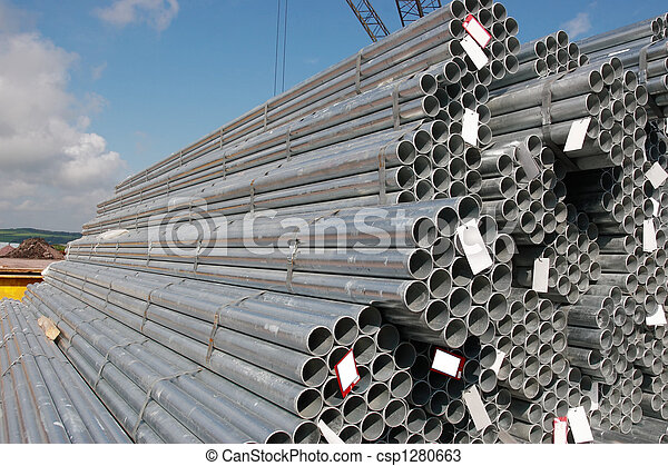 industrial steel pipes - csp1280663