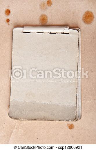 old notebook - csp12806921
