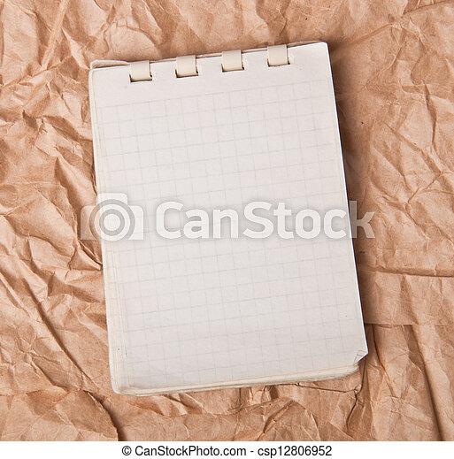 old notebook - csp12806952