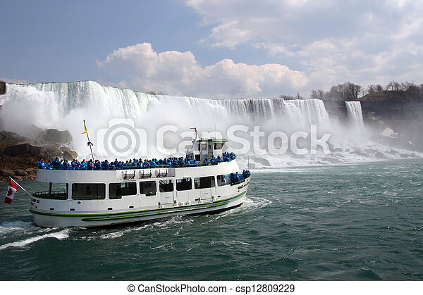 Niagra Falls - csp12809229