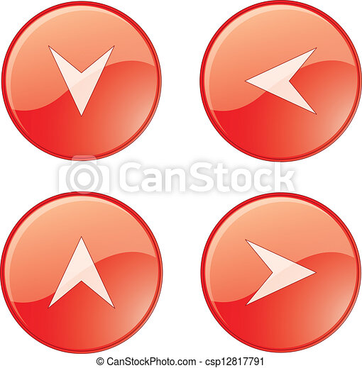navigation icon - csp12817791