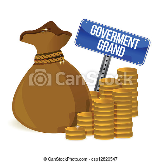 Government grand - csp12820547
