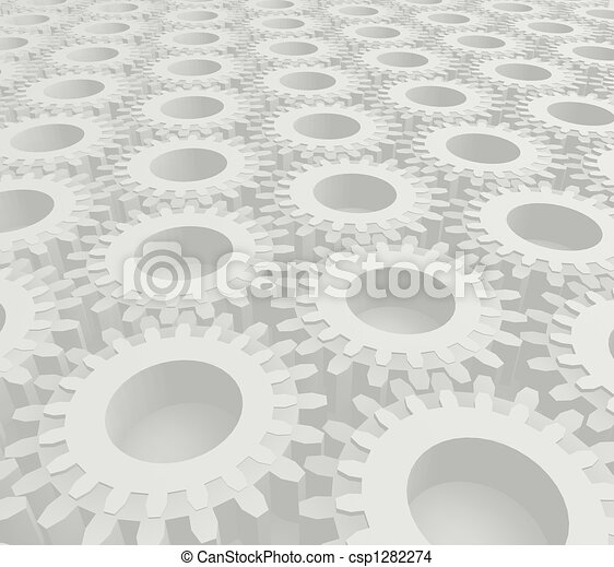 industrial gear - csp1282274