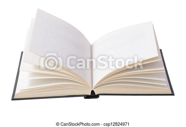 open book - csp12824971