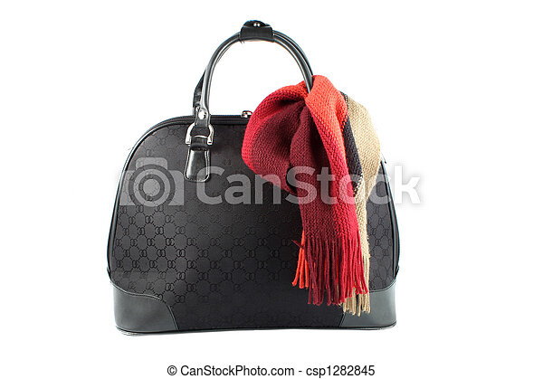 weekend getaway bag - csp1282845