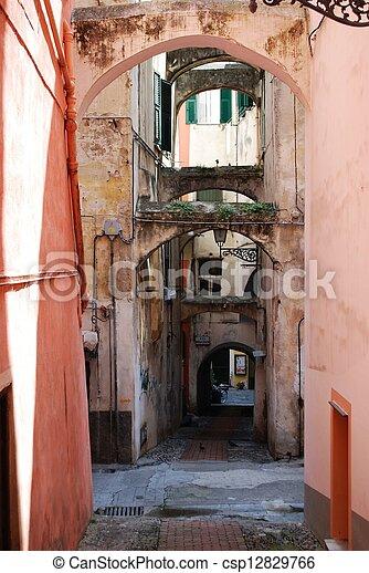 San Remo, Italy - csp12829766