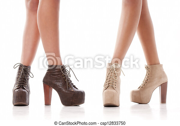 Fashion shoes - csp12833750