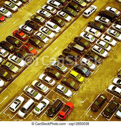 parking - csp12850038