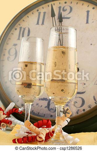 new year\'s countdown