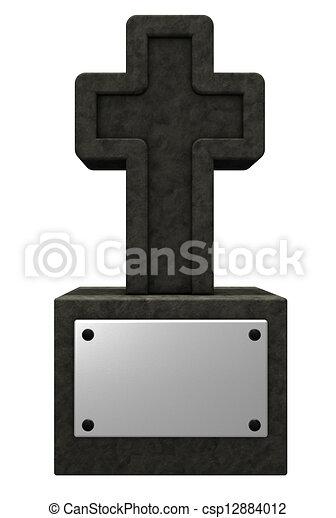 christian cross - csp12884012