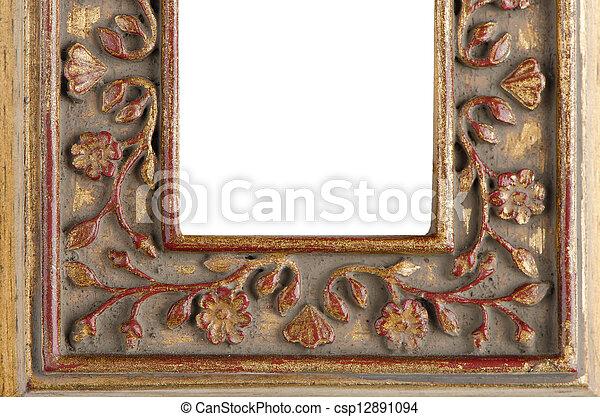 Frame detail - csp12891094