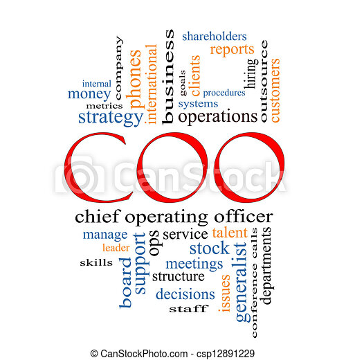 Chief Operating Officer #