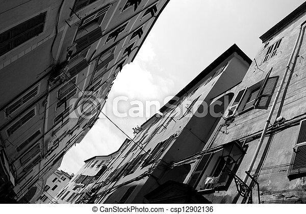 San Remo, Italy - csp12902136