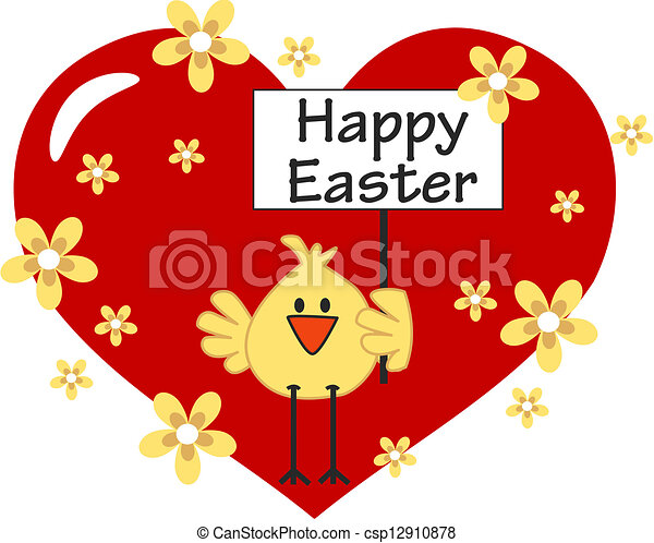happy easter - csp12910878