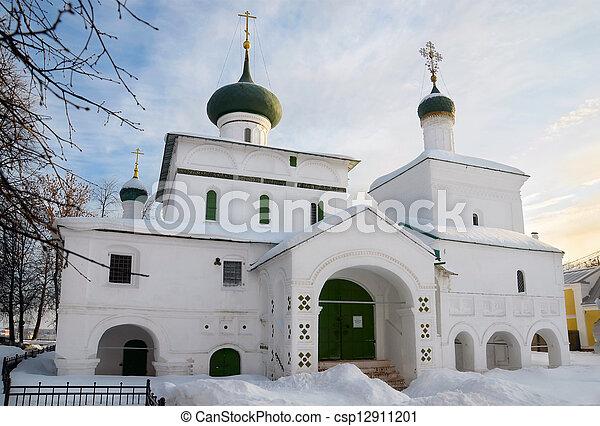 Church of the Nativity - csp12911201