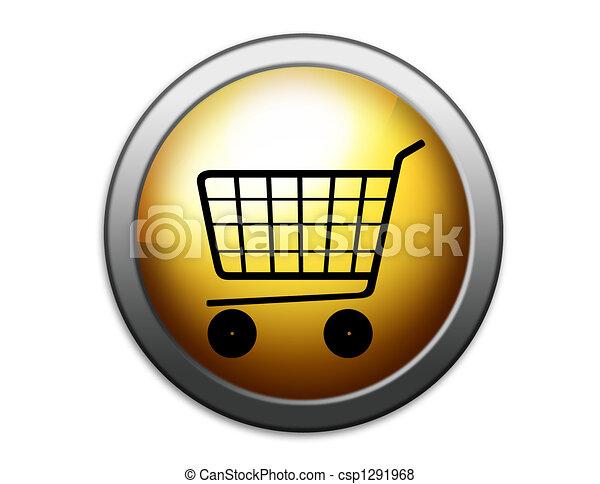 Shopping basket - csp1291968