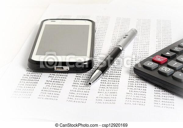 Accounting / Finance - csp12920169
