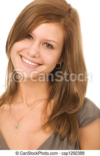 gladness woman - csp1292388