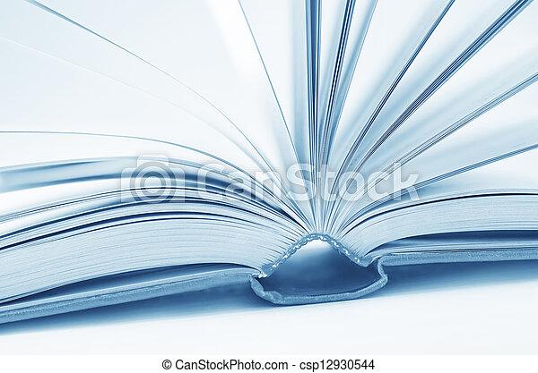 open books - csp12930544
