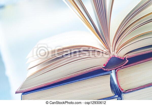 open books - csp12930612