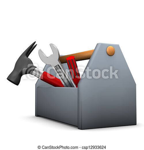 Tool box Illustrations and Clipart. 10,070 Tool box royalty free ...
