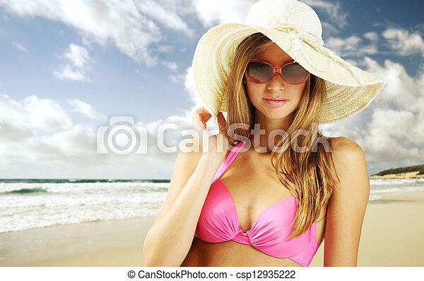 Summer holiday - csp12935222