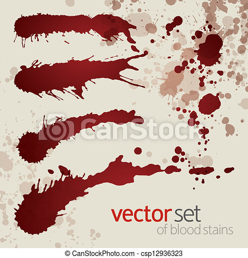 how to get rid of set in blood stains