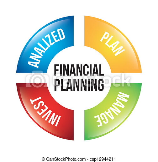 Financial planning Illustrations and Clip Art. 9,468 Financial ...