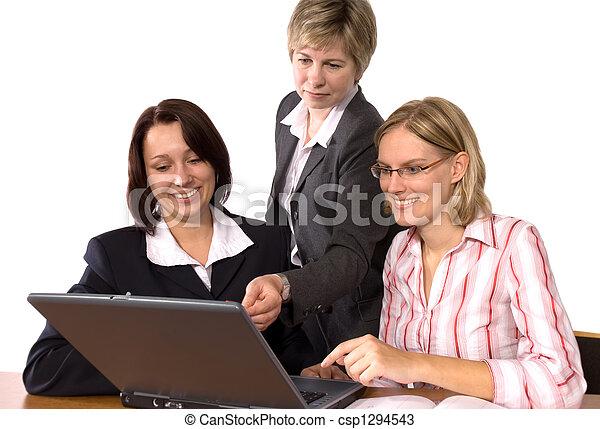 computer classroom - csp1294543