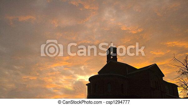 Church - csp1294777