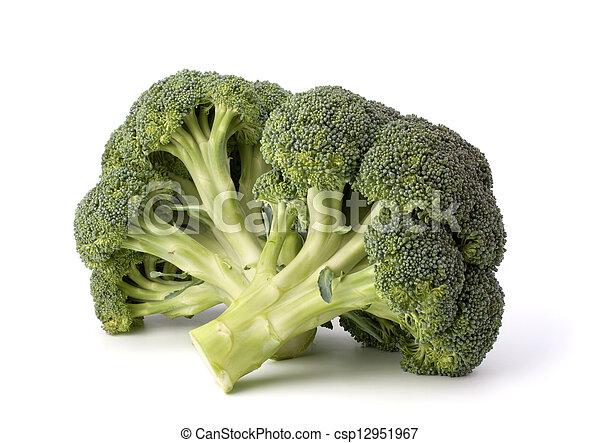 Broccoli vegetable  - csp12951967