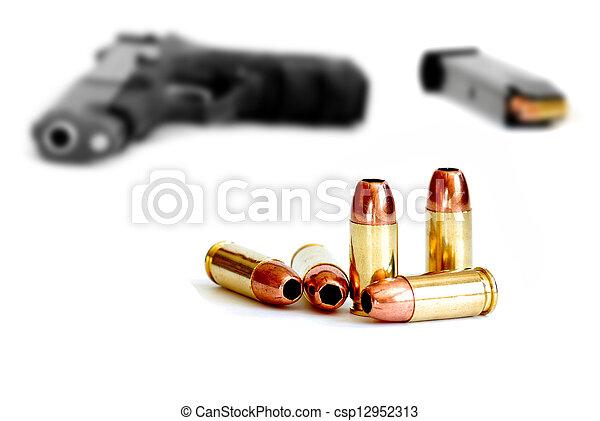 Bullet Military Tactical - csp12952313