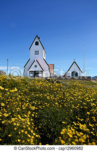 Church of Nanortalik - csp12960982